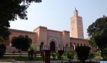 Moorish mosque, le Maroc en terre indienne