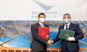 Développement énergétique : L'ONEE, le GSEP et l'UM6P scellent un partenariat pour la promotion de l'excellence académique
