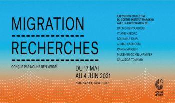 Exposition artistique sur le thème de la migration du 17 mai au 04 juin à Rabat