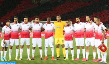 Coupe du Trône (2019-2020) : Le Wydad de Casablanca qualifie en demi-finales aux dépens du Chabab Mohammedia (4-0)