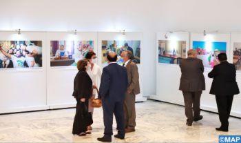 """Journée des Nations Unies: Vernissage à Rabat de l'exposition """"Instantanés d'ONU Maroc"""""""