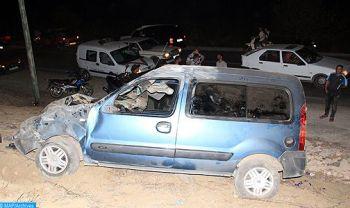 Accidents de la circulation : 17 morts et 1.859 blessés en périmètre urbain durant la semaine dernière (DGSN)