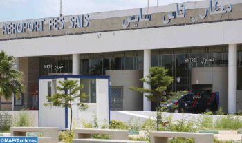 Aéroport Fès-Saiss : plus de 278.000 passagers entre le 15 juin et le 31 août (ONDA)