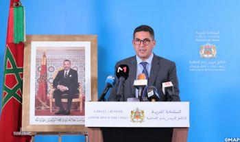 Covid-19: Le conseil de gouvernement adopte le projet de décret portant prolongation de l'état d'urgence sanitaire jusqu'au 10 août