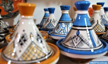La SNA reflète la capacité de l'artisan marocain à maîtriser la jonction entre authenticité et créativité
