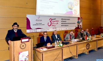 Débats à Rabat sur les moyens d'adopter un mode de vie sain chez les Marocains