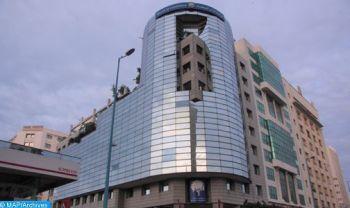 Mi-séance: La Bourse de Casablanca se maintient dans le vert
