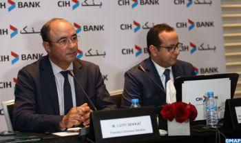 CIH Bank: Baisse de 6,3% du résultat net part du groupe en 2019