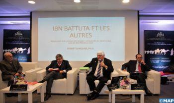 L'exemple du grand voyageur Ibn Battouta dans la promotion de la diplomatie parallèle mis en avant à Tanger