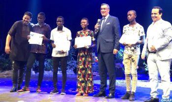 """Festival """"Afrique du Rire"""" : Oualas et ses compères régalent à Abidjan"""