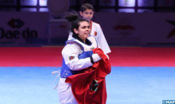 Éliminatoires africaines de para-taekwondo: Rajaa Akermach et Soukaina Sebbar qualifiés aux Jeux paralympiques 2020
