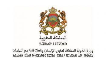 Le ministère d'État chargé des Droits de l'Homme édite un guide de sensibilisation contre la consommation des drogues