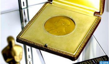 Les Nobel sciences et littérature décernés dans les pays des lauréats, covid oblige