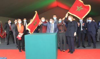 Nouaceur: Lancement des travaux d'extension de l'ISMALA pour 79,8 MDH