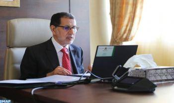 Covid-19: Le Discours du Trône, une vision stratégique pour la gestion de la situation au Maroc (M. El Otmani)