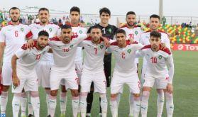 Eliminatoires CAN-2022 (6è journée/Groupe E) : le Maroc s'impose (1-0) face au Burundi