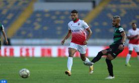 """Botola Pro D1 """"Inwi"""" (1ère journée): Le Wydad Casablanca s'impose à domicile face au Youssoufia Berrechid (2-0)"""