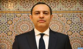 Nouveau gouvernement: passation de pouvoirs entre MM. Amakraz et Sekkouri