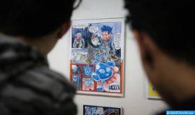 La 14e édition du forum international de la bande dessinée de Tétouan, du 25 au 30 octobre