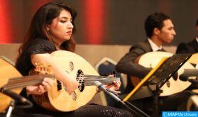 Casablanca : Ouverture de la 3ème édition du festival international de Luth