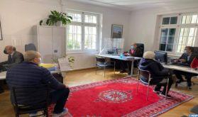 Journées portes ouvertes à l'ambassade du Maroc à Berne au profit des Marocains de Suisse et du Liechtenstein