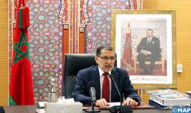 M. El Otmani préside la réunion de la Commission ministérielle chargée de la mise en œuvre des politiques de promotion des droits des personnes en situation de handicap
