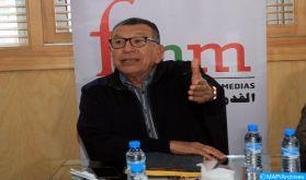 Kamal Lahlou reconduit à la tête de la Fédération marocaine des médias