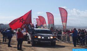 Rallye du Maroc (4è étape): le Saoudien Yazeed Al Rajhi s'impose