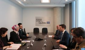 La valorisation des compétences marocaines au centre des entretiens de Mme El Ouafi à Montréal