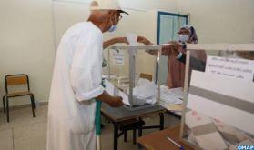 Élections du 8 septembre: un taux de participation de 36 pc à 17H00 au niveau national (ministère de l'Intérieur)
