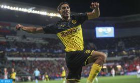 """Directeur sportif de Dortmund : """"Achraf Hakimi va retourner au Real Madrid pour le moment"""""""