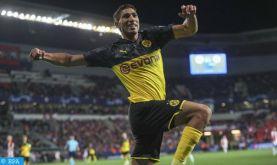 Achraf Hakimi quitte Dortmund après deux ans de prêt