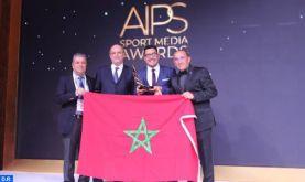 Hamza Ait Messaoud sacré meilleur jeune reporter en radiodiffusion