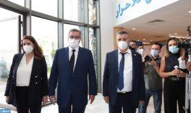 Formation du nouveau gouvernement: M. Akhannouch entame ses consultations par une rencontre avec le SG du PAM