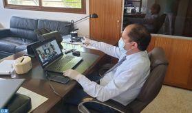 Casa-Settat: Réunion à distance de l'AREF sur les examens du baccalauréat