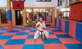 "Championnat international virtuel de karaté ""Goju-Ryu"": Le Marocain Aziz Krir remporte le titre"