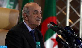 """Coronavirus: le président algérien en """"confinement volontaire"""" de 5 jours"""