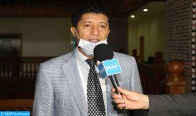 Biographie de M. Abdenbi Bioui, président du Conseil de la région de l'Oriental