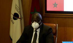 """ZLECAf: Un marché """"large"""" pour les entreprises marocaines (M. Diop)"""