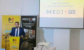 MEDI1TV lance une campagne de sensibilisation et d'information face à la pandémie du coronavirus au Maroc