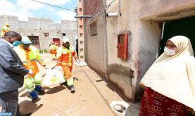 """Marrakech : 7.918 ménages bénéficient de l'opération de distribution alimentaire """"Ramadan 1441"""""""