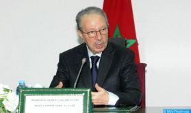 """Maroc: L'endettement à des niveaux """"gérables"""" (M. Lahlimi)"""