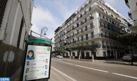 """Les journalistes algériens dénoncent un """"climat de peur"""" dans le pays"""