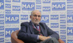 Huit questions à Ali Najab, ancien pilote des FRA, qui a passé 25 ans dans les geôles du polisario