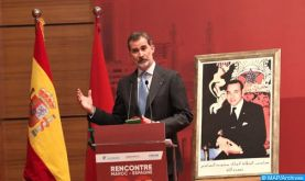"""Le Roi Felipe VI d'Espagne souligne l'""""énorme potentiel"""" de coopération avec le Maroc"""