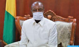 Guinée : Alpha Condé remporte la présidentielle avec 59% des voix (commission électorale)
