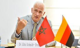 La politique migratoire, un exemple réussi de coopération maroco-allemande (َAmbassadeur)