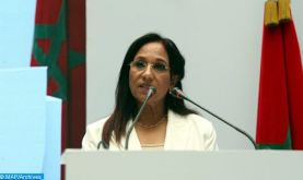 Fès : Mme Bouayach souligne les ''grands progrès'' cumulés par le Maroc en démocratie