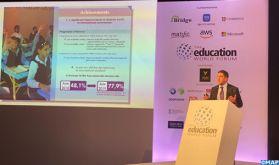 World Education Forum à Londres: M. Amzazi met en avant les différentes réformes du système éducatif marocain