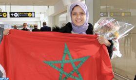 Défi de la lecture arabe : accueil chaleureux réservé à Fatima zahra Akhyar